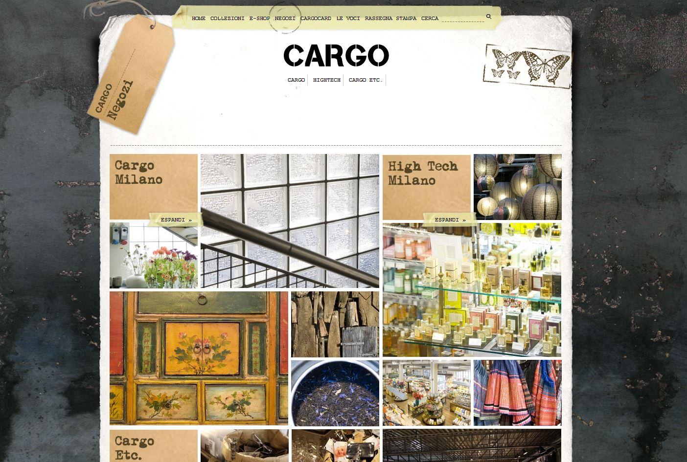 Vivacom srl cargo high tech for High tech milano